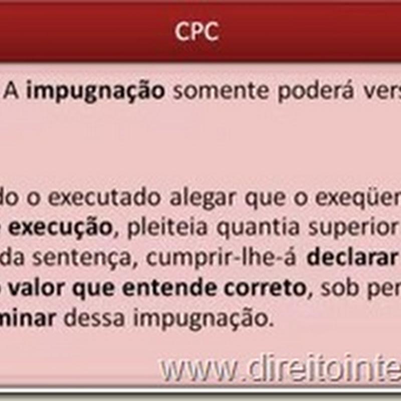 O Modelo De Impugnação Redação November 2019 Serviço